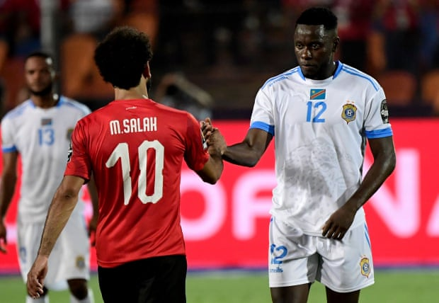 Egypt 2 – 0 DRC #TotalAfcon2019