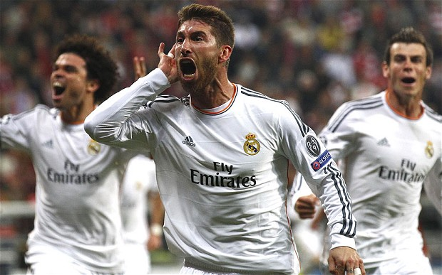 3 memorable Champions League victories of Real Madrid