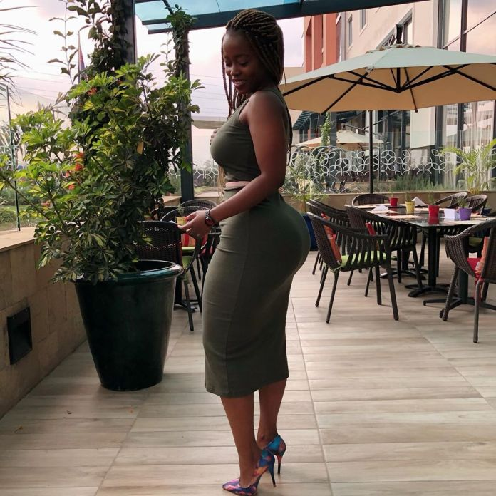 Throwback Thursday with beautiful Corazon Kwamboka: Pictures