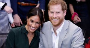 Meghan and Harry'