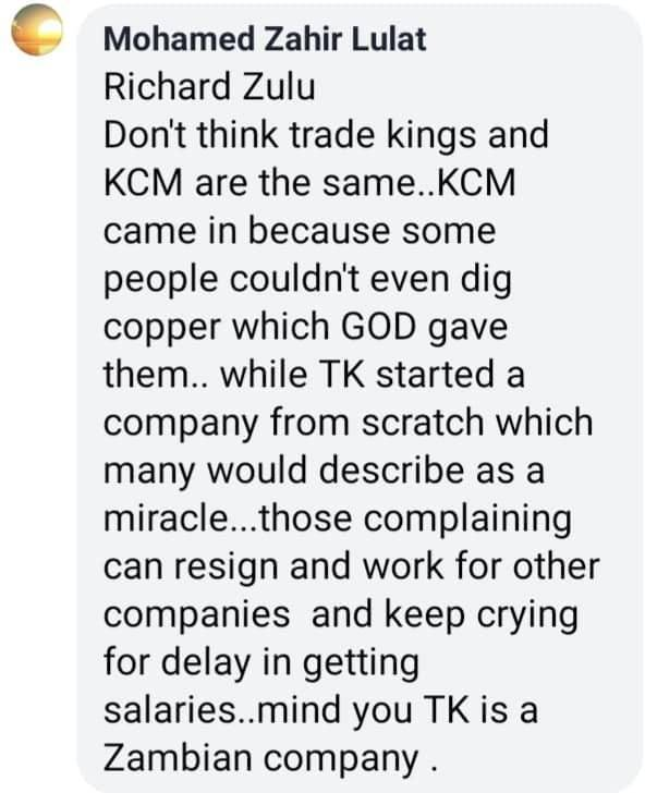 Trade Kings Limited
