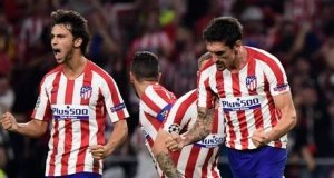 Atletico Madrid 2- 2 Juventus