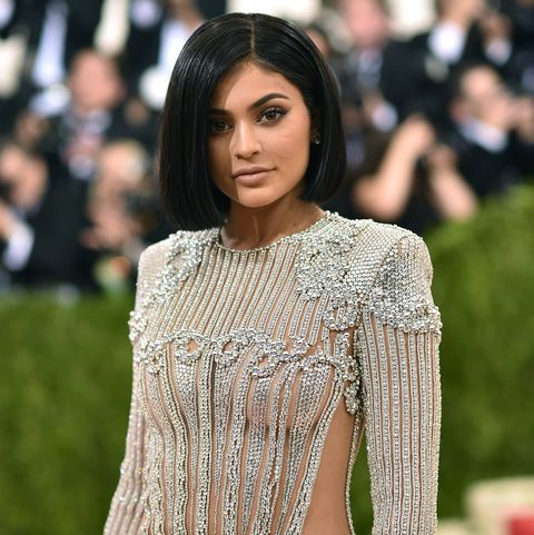 The Kardashian sister Kylie Jenner's muse of magic