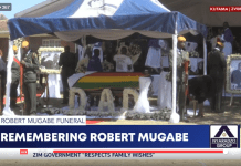 Watch Live - Mugabe Burial