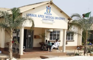 Lusaka Apex Medical University