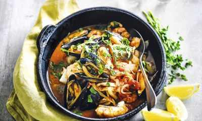 Cornish fish stew