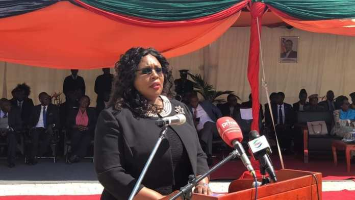 25 October Holiday for Govt workers who have no industrial breaks, says Siliya
