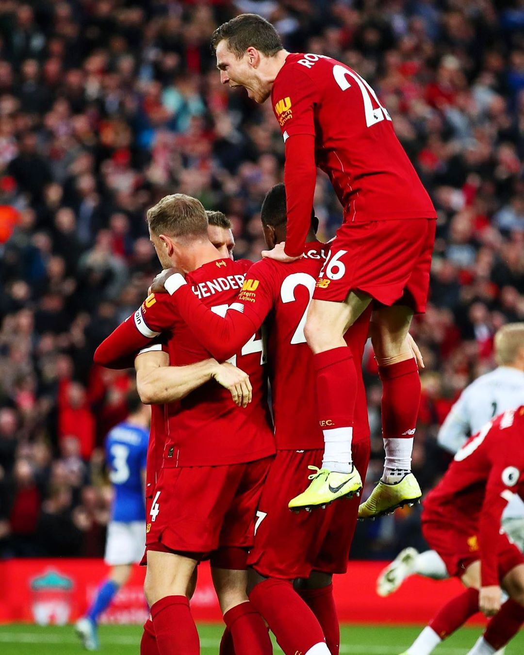 Liverpool 2 - 1 Leicester City | ZambiaNews365.com