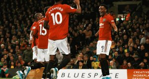 Norwich City 1 - 3 Manchester United