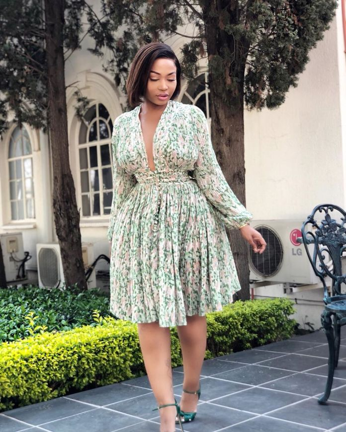Tebogo Thobejane says she is not your typical slay queen