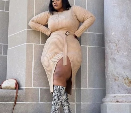 Men love women with curves