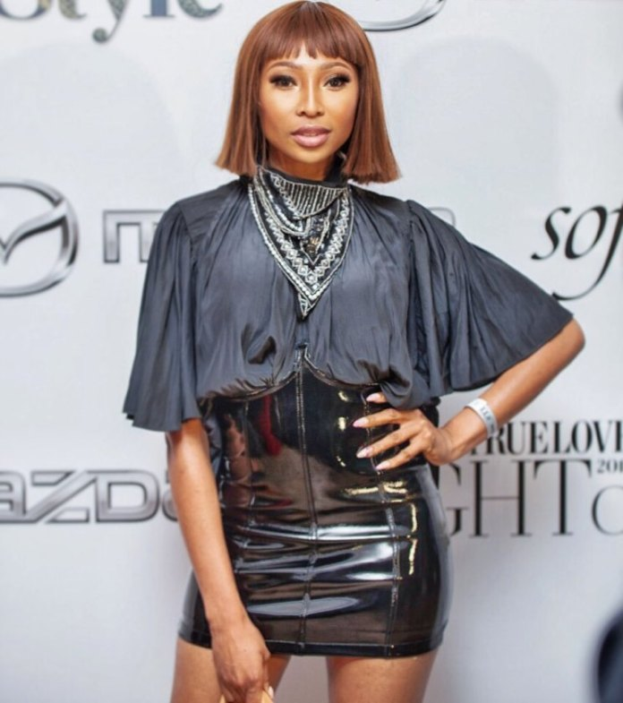 Electricity cut off at Enhle Mbali and Black Coffee's house