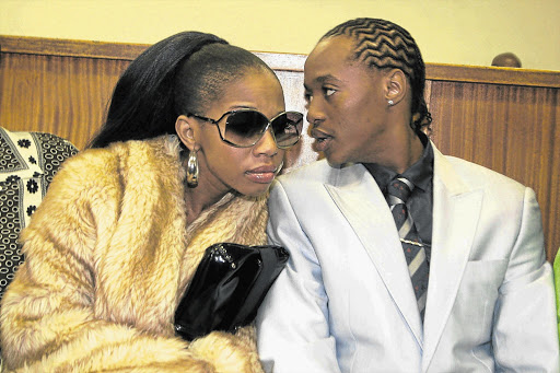 The Many Times Kelly Khumalo and Jub Jub Shaded Each Other