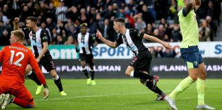 Newcastle United 2 - 1 Bournemouth