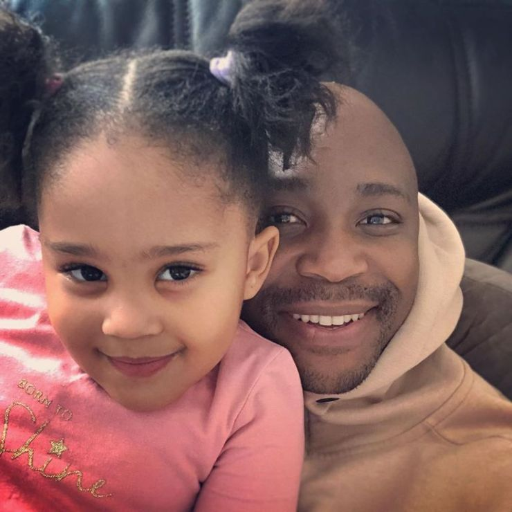 NaakMusiQ and his Daughter