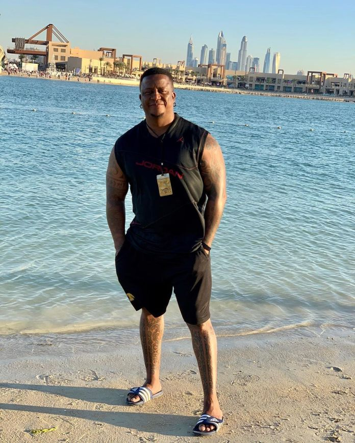 DJ Fresh very angry over his stolen cologne in Dubai hotel