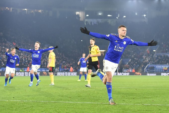 Leicester City 2 - 0 Watford