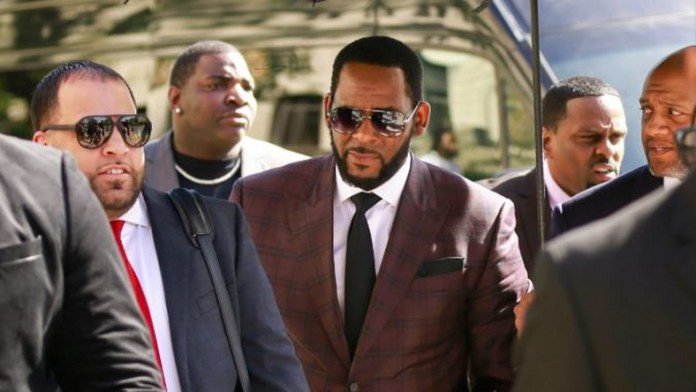 R. Kelly facing bribery charge over fake ID to wed Aaliyah