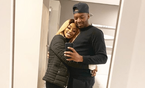 Itumeleng Khune and wife Sphelele expecting twins