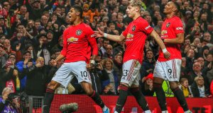 Manchester United 4-0 Norwich