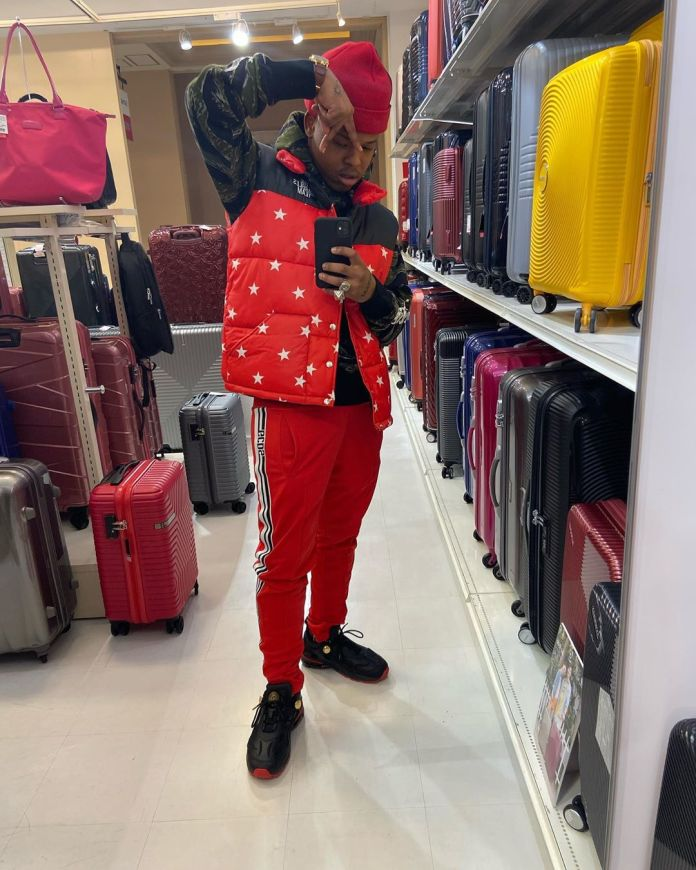 Nasty C is just too much, goes shopping for a R15 million Watch