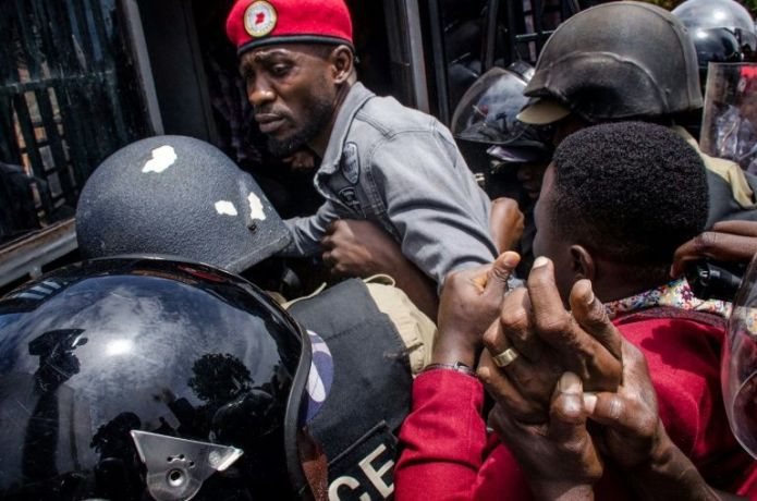 Bobi Wine supporters set free on bail after five months