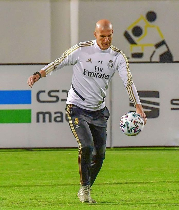 Zidane could leave Real Madrid again