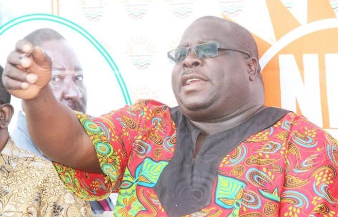 Kambwili – Its nonsense to accuse UPND for Gassing – Video
