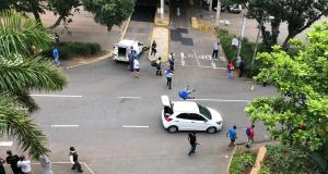 Pretoria cops robbers shootout