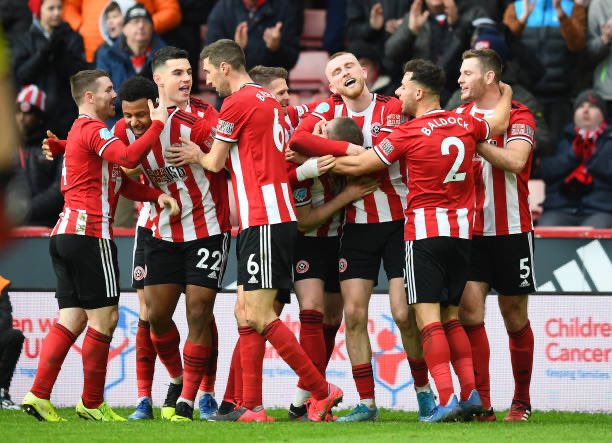 Sheffield United 2 - 1 Bournemouth