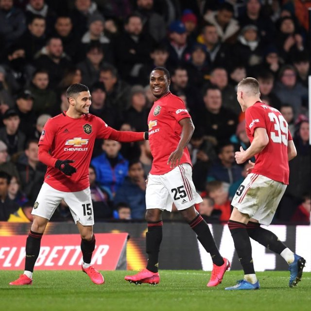 Derby County 0 - 3 Manchester United