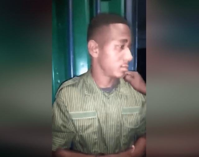Man Impersonating a Cop Arrested