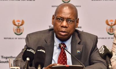 Health Minister Dr Zweli Mkhize