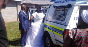 Wedding couple arrested