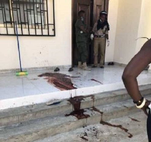 Jonathan Moyo murdered by his brother