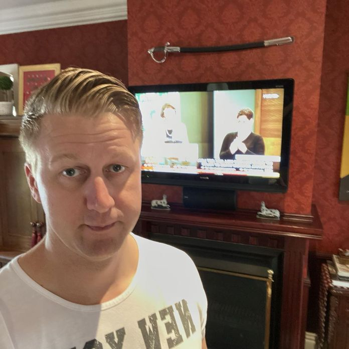 Gareth Cliff responds to backlash over open letter to President Ramaphosa