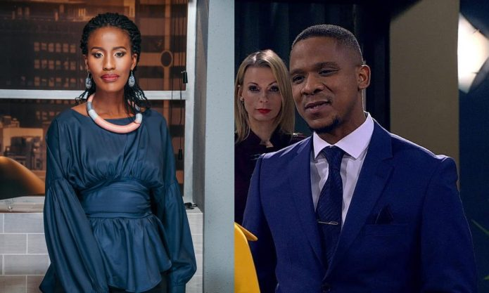 Scandal!'s Masasa Mbangeni reveals no one gets turned on during S.e.x scenes