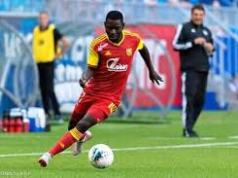 Evans Kangwa Itching For League Action in Russia