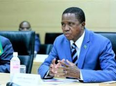 President Lungu urges youths not to be used for violence and warns illegal gun owners