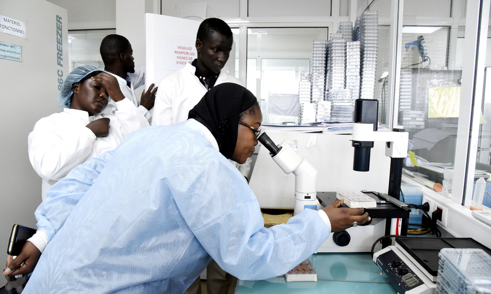 A vaccine for the prevention of COVID-19 pandemic has been made in Nigeria