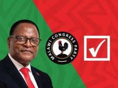 Malawi presidential results are in