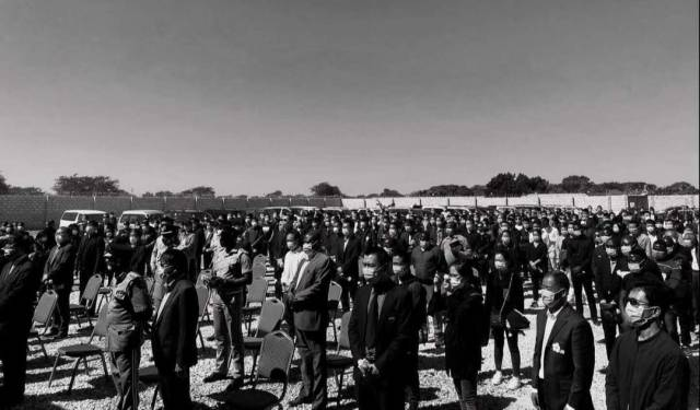 Chinese residents in Zambia mourn murdered compatriots