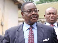 Mutharika applied for asylum in South Africa