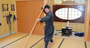First certified ninja master is a Japanese man