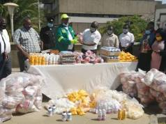 ZAMBEEF donates assorted goods to LCC towards fight against COVID 19