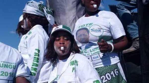 We will follow President's Directive to be peaceful-Lusaka PF Youth Chair