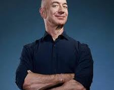 Bezos' wealth is to a record $171.6 billion.