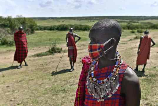 Kenya's tourism ministry has lost $750 million this year