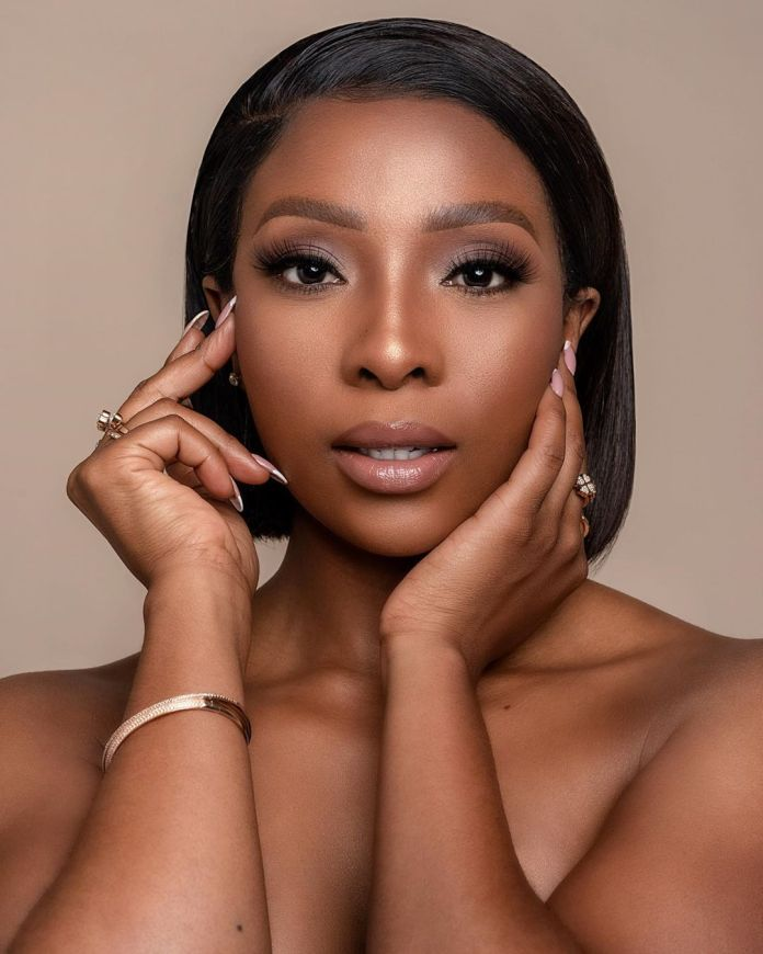 Thank you for the outpouring love – Pearl Modiadie