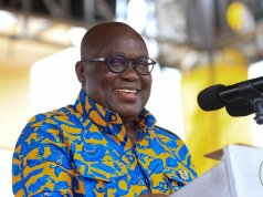 Ghana's president Nana wants to be remembered as Ghana's most truth president